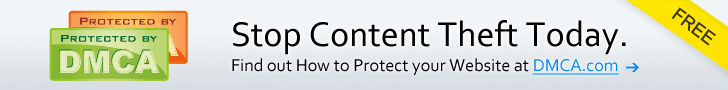Stop Content Theft Today With DMCA Badge