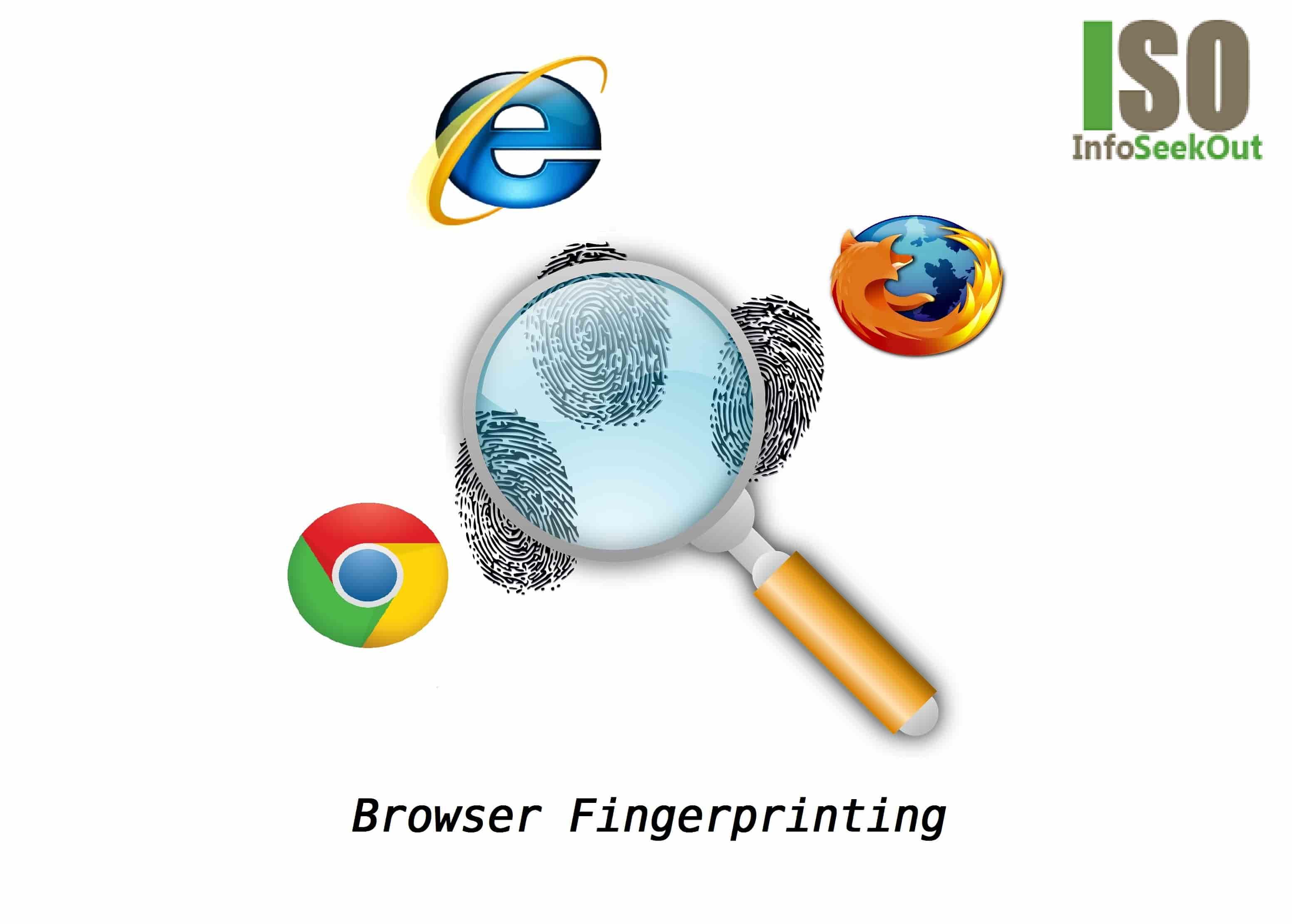 Browser Fingerprinting-InfoSeekOut