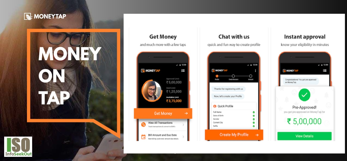 Money Tap - How to use Money Tap App to Get Cash Instantly - InfoSeekOut