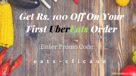UberEats Promo Code First Order
