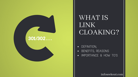 All You Need to Know About Link Cloaking