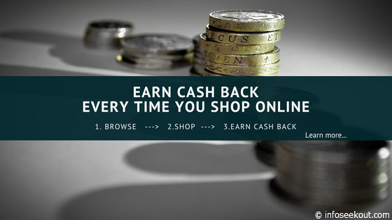 EARN CASH BACK EVERY TIME YOU SHOP ONLINE WITH CASHKARO