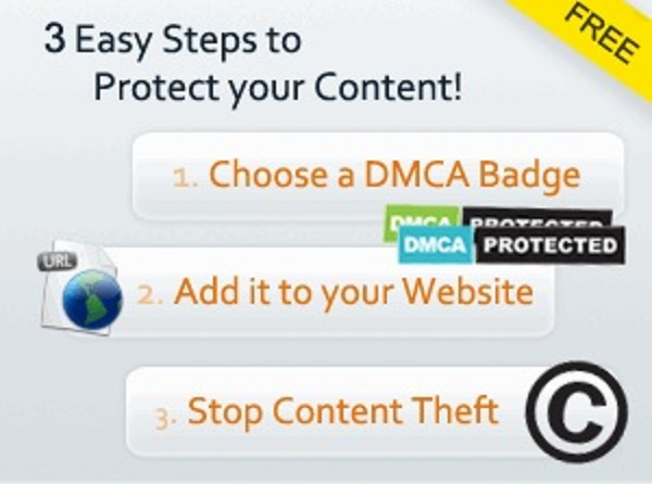 digital millennium copyright act, dmca takedown notice